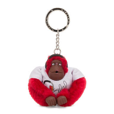 Monkey Keychain - Headset