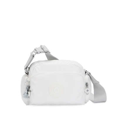 Jenera Small Metallic Crossbody Bag