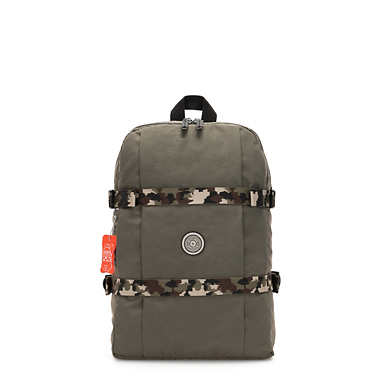 Tamiko Laptop Backpack - Cool Moss Combo