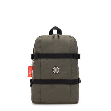 Tamiko Laptop Backpack - Cool Moss