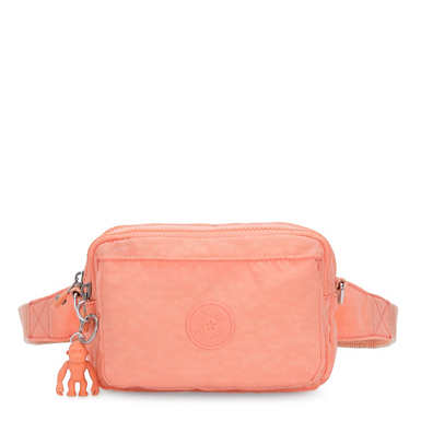 Abanu Multi Convertible Crossbody Bag - Peachy Coral