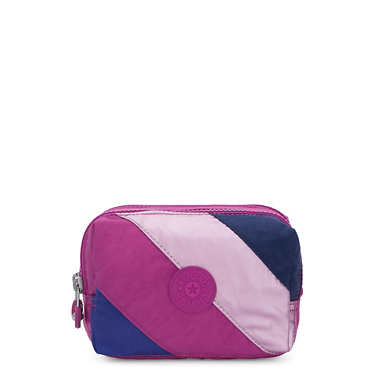 Elin Pouch - Pink Mix Block