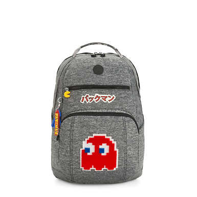 "Pac-Man Troy 13"" Laptop Backpack - Melange Grey"