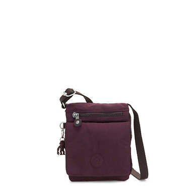 New Eldorado Crossbody Bag - Dark Plum