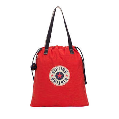 New Hip Hurray Tote - Active Red