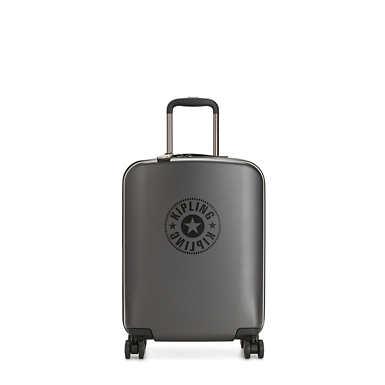 키플링 큐리오시티 롤링 캐리어 스몰 Kipling Curiosity Small 4 Wheeled Rolling Luggage,Raw Black