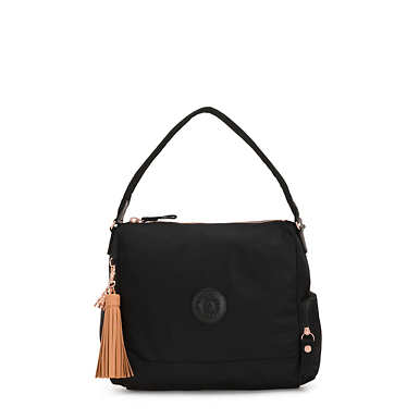 Ismay Shoulder Bag - Rose Black