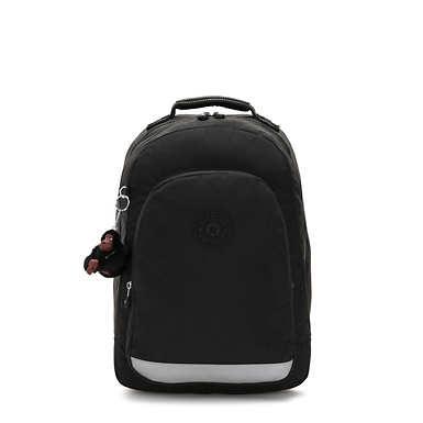 키플링 클래스 룸 랩탑 백팩 17인치 Kipling Class Room 17 Laptop Backpack,True Black