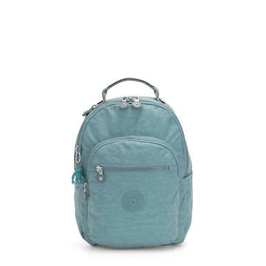 "Seoul Small 11"" Laptop Backpack - Aqua Frost"