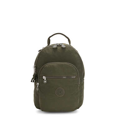 """Seoul Small 11"""" Laptop Backpack - Jaded Green"""