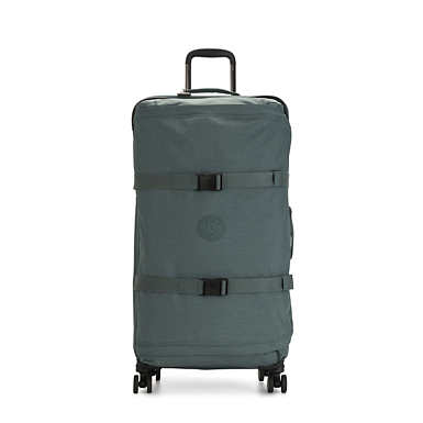 Spontaneous Large Rolling Luggage - Light Aloe