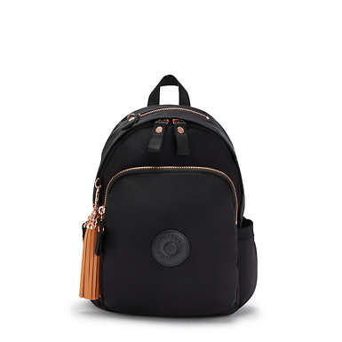 키플링 Kipling DeliaBackpack,Rose Black
