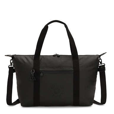 Art Medium Tote - Raw Black