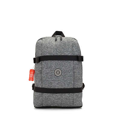 Tamiko Large Laptop Backpack - Jersey Grey