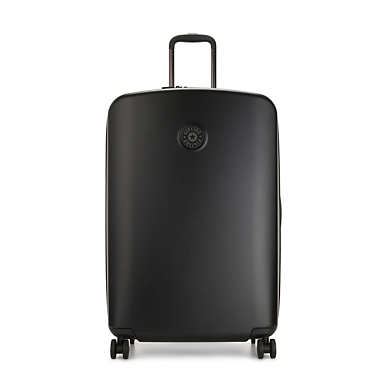 Curiosity Large 4 Wheeled Rolling Luggage