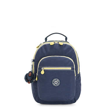 Seoul Small Tablet Backpack - Blue Thunder