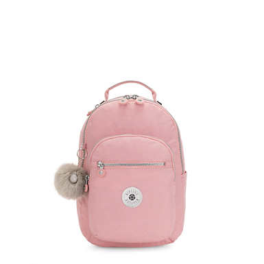 "Seoul Small 11"" Laptop Backpack - Bridal Rose"