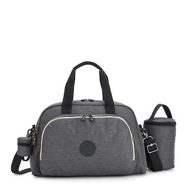 Camama Diaper Bag - Charcoal