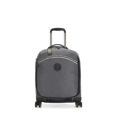 키플링 캐리어 Kipling Indulge 2-In-1 Rolling Luggage And Backpack,Charcoal
