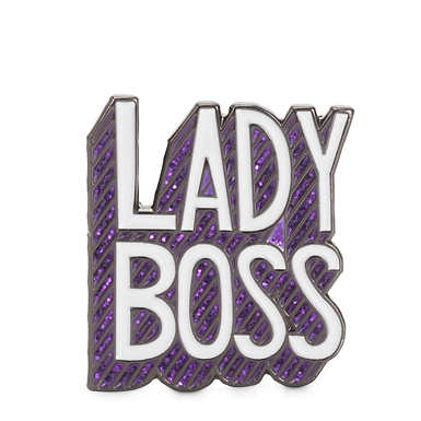 Lady Boss Pin - Multi