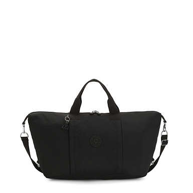 Bori Duffle Bag - Black Noir