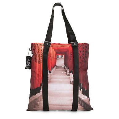 Lovilia Printed Convertible Bag