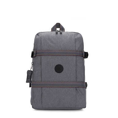 Tamiko Large Laptop Backpack - Carbon Embossed Combo