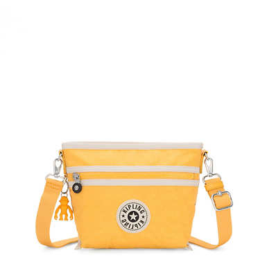 Menta Shoulder Bag - Vivid Yellow