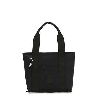 Era Small Tote Bag - Rich Black