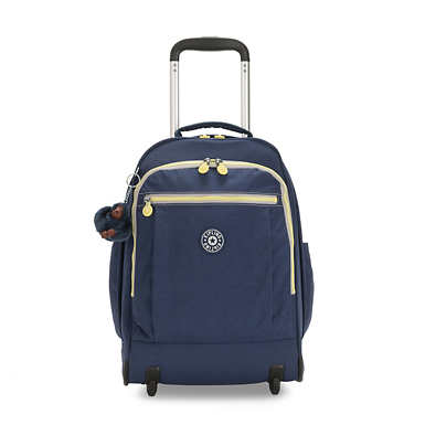 "Gaze Large 15"" Laptop Rolling Backpack"