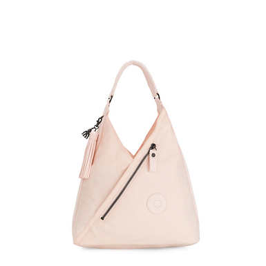 Olina Tote Bag - Feather Pink