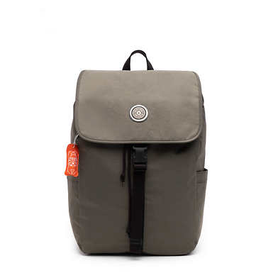 Winton Laptop Backpack - Cool Moss
