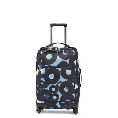 키플링 달시 롤링 캐리어 스몰 Kipling Darcey Small Printed Carry-On Rolling Luggage,Oprint