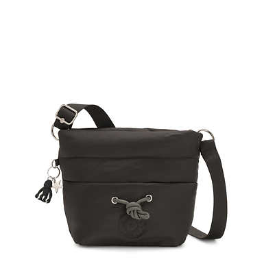 Hawi Crossbody Bag - Cold Black