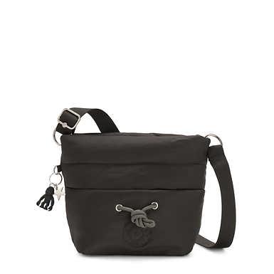Hawi Crossbody Bag - Cold Black