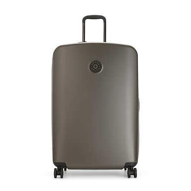 키플링 큐리오시티 롤링 캐리어 라지 Kipling Curiosity Large 4 Wheeled Rolling Luggage,Cool Moss