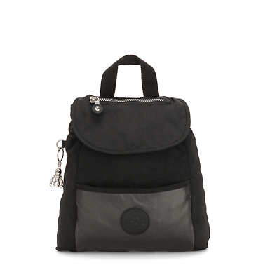 Kalani Small Backpack - Metal Black