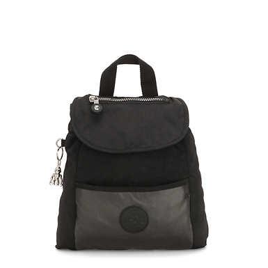 Kalani Small Backpack - Metal Black