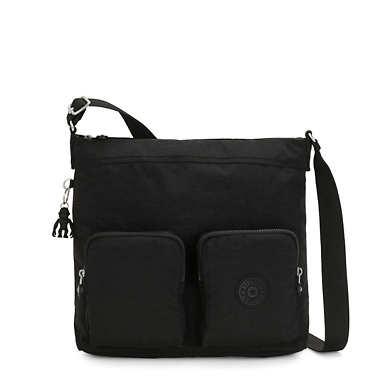 Eirene Crossbody Bag - True Black