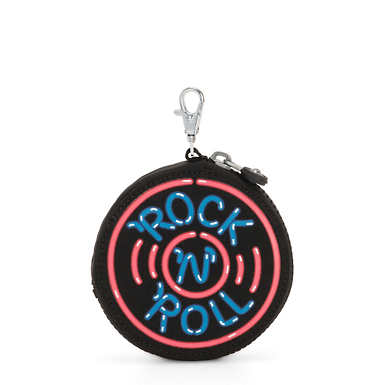 Marguerite Zip Pouch - Rock&Roll