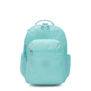 "Seoul Large 15"" Laptop Backpack - Fresh Teal"