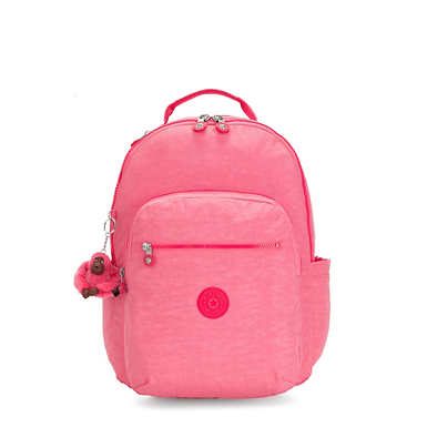 "Seoul Large 15"" Laptop Backpack - Fiesta Pink"