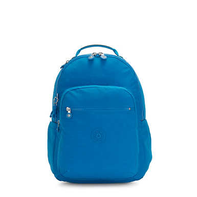 "Seoul Large 15"" Laptop Backpack - Methyl Blue"