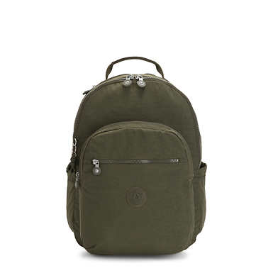 "Seoul Large 15"" Laptop Backpack - Jaded Green"