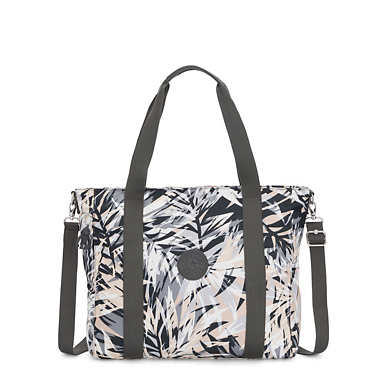 Asseni Printed Tote Bag - Urban Palm