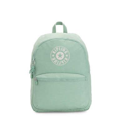 키플링 키르야스 백팩 미디움 Kipling Kiryas Backpack,Frozen Mint