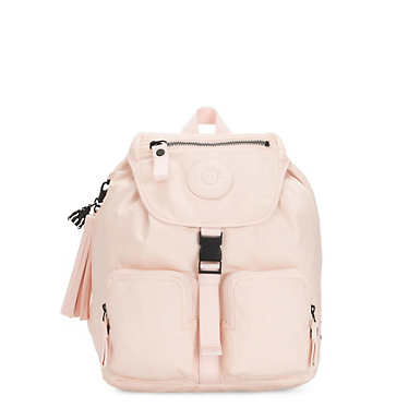 Inan Small Backpack - Feather Pink