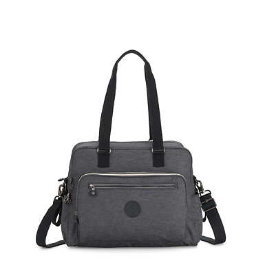 Alanna Diaper Bag - Charcoal