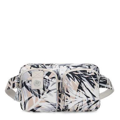 키플링 나바드 벨트백 Kipling Navad Printed Waist Pack,Urban Palm