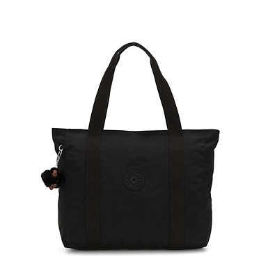 Asseni Tote Bag - True Black
